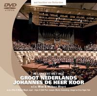 DVD Groot Nederlands Johannes de Heer koor_Wim en Wilbert Magre_Bestelmuziek.nu